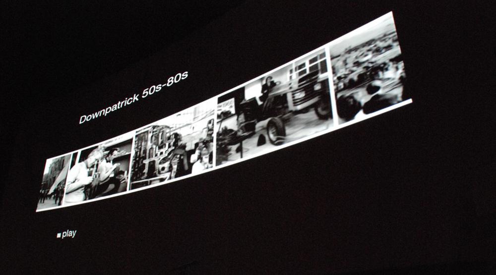 Downpatrick - life in the 1950s - 1980s