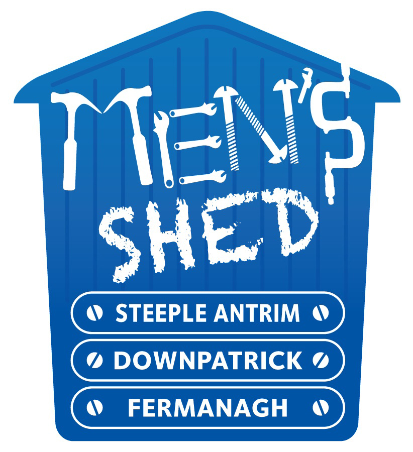 Mens shed 3 brands logo