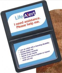 Life Alert Wallet