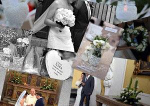 Wedding Floristry Collage