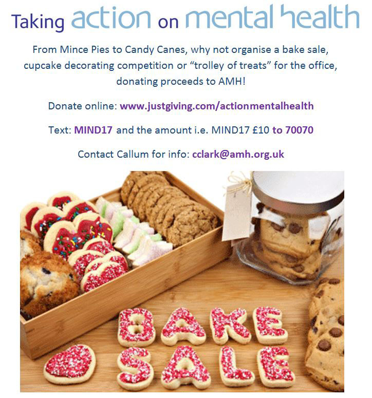 AMH Bake Sale