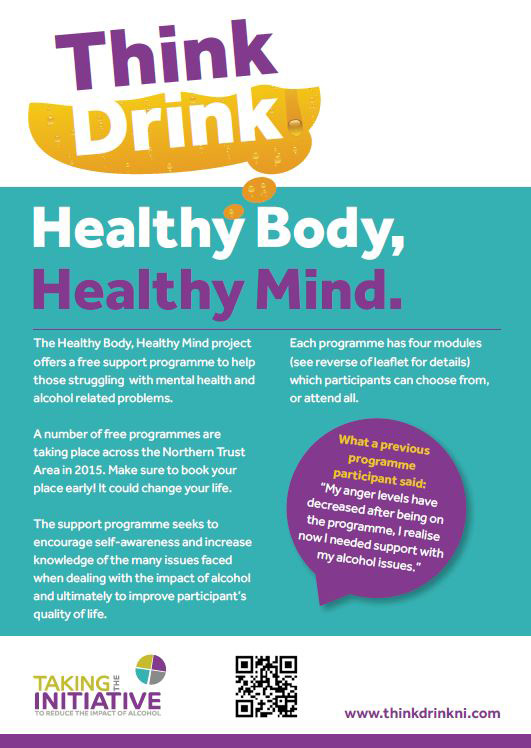 Healthy Body Health Mind Personal Development Programme