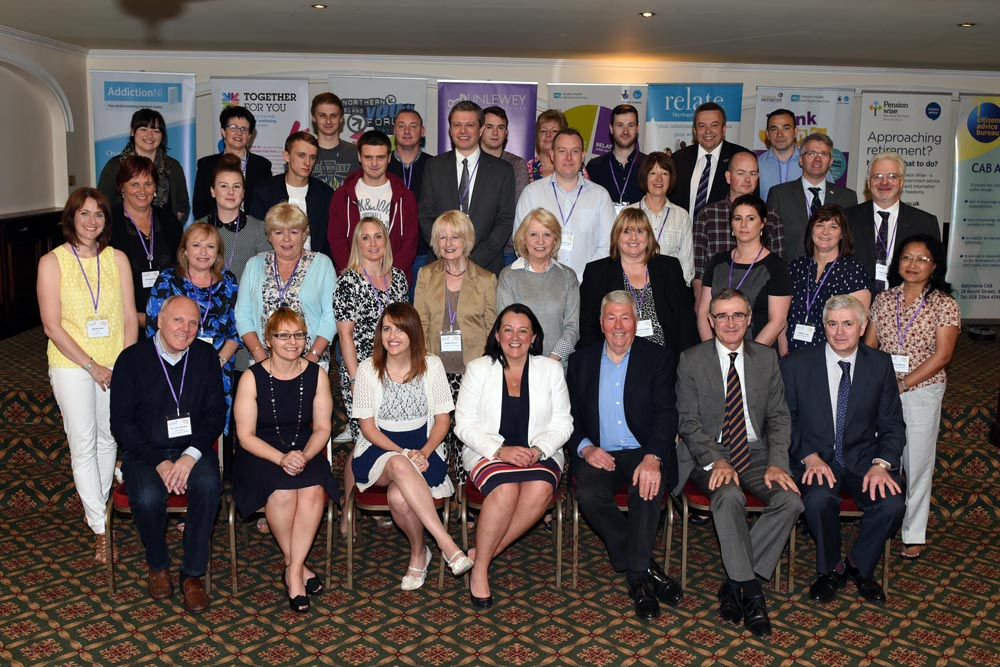 all the partners involved in the delivery of the Impact of Alcohol programme