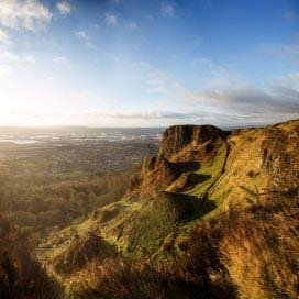 Cave Hill Dawn Walk